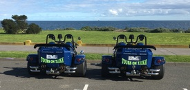 Franchise opportunity in vic, docklands - Three Wheeled Adventure Trike Tours Part Time Fran